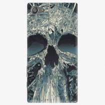 Sony - Abstract Skull - Xperia Z5 Compact