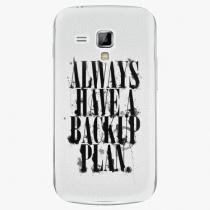 Samsung - Backup Plan - Galaxy Trend Plus