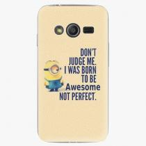 Samsung - Be Awesome - Galaxy Trend 2 Lite
