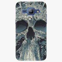 Samsung - Abstract Skull - Galaxy J1
