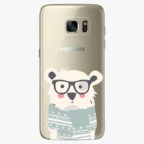 Samsung - Bear With Scarf - Galaxy S7 Edge