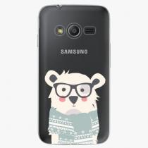 Samsung - Bear With Scarf - Galaxy Trend 2 Lite