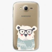 Samsung - Bear With Scarf - Galaxy Grand Neo Plus