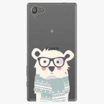 Sony - Bear With Scarf - Xperia Z5 Compact