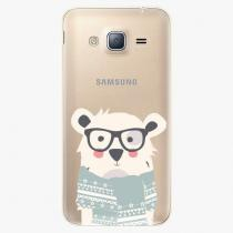 Samsung - Bear With Scarf - Galaxy J3