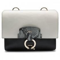 FURLA Scoop Shoulder Bag Onyx