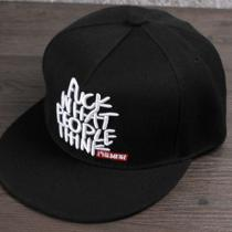 PREMIER Rebel Snapback Fuck What People Think!