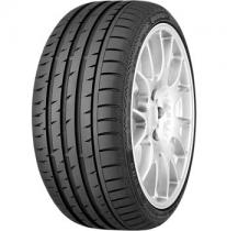 CONTINENTAL 245/45R19 98W ContiSportContact 3 SSR FR