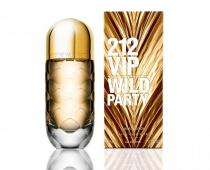 Carolina Herrera 212 VIP Wild Party - EDT 80 ml