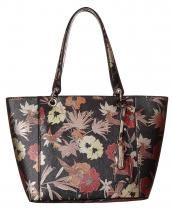 GUESS Kamryn Tote Floral 0f6ab813e41