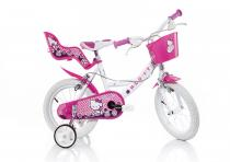 Dino Bikes Hello Kitty 14""