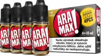 ARAMAX 4Pack Cigar Tobacco 4x10ml 6mg