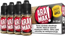 ARAMAX 4Pack Max Cream Dessert 4x10ml 6mg