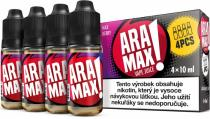 ARAMAX 4Pack Max Berry 4x10ml 18mg