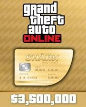 Grand Theft Auto Online Whale Shark Cash Card 3,500,000$