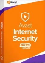 Avast! Internet Security 1 lic. 1 Rok