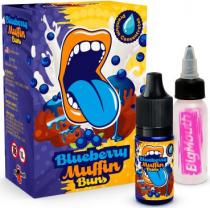 Big Mouth Classical Blueberry Muffin Buns 10ml