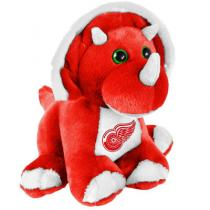 Forever Collectibles PLYŠOVÝ TRICERATOPS DETROIT RED WINGS