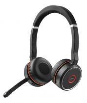 Jabra Evolve 75, Duo, USB-BT, MS
