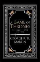 A Game of Thrones - A Song of Ice and Fire / The ilustrated edition