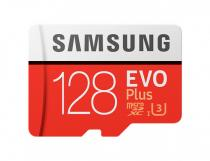 Samsung micro SDXC 128GB EVO Plus + SD (MB-MC128GA/EU)