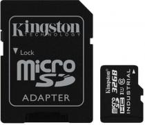 Kingston Industrial Micro SDHC 32GB Class 10 UHS-I (SDCIT/32GB)