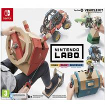 Labo Vehicle Kit (Switch)