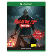 Friday the 13th The Game (Xbox One)