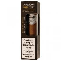 MOSTEX Stanislaw Robusto Black Line Glass