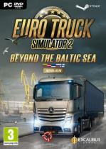 Euro Truck Simulator 2 Beyond the Baltic Sea (PC)
