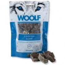 WOOLF Snack codfish sushi 100g
