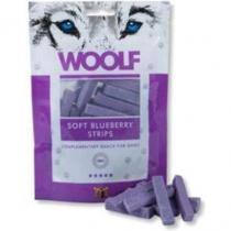WOOLF Snack soft Blueberry strips 100g