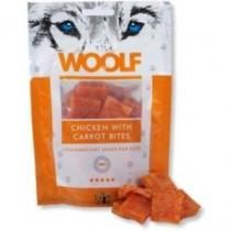 WOOLF Snack chicken with carrot bites 100g