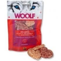 WOOLF Snack welcome hearts 100g