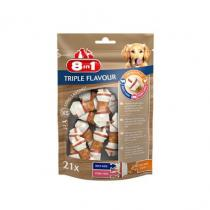 8 in1 Pet Products 8in1 Triple Flavour XS (21ks)
