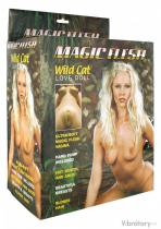 Nafukovací panna Magic Flesh Wild Cat