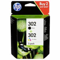 HP 651299 - HP X4D37AE 302 Ink Cartridge Combo 2-Pack - X4D37AE