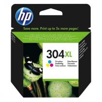 HP 651213 - HP 304XL Tri-color Ink Cartridge - N9K07AE#BA3