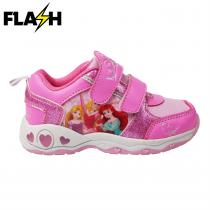Character Character Light Up Infants Trainers, Disney Princess, 29