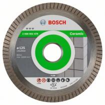 Bosch Bosch Diamond Abrasive Blade Extraclean Turbo for Ceramic