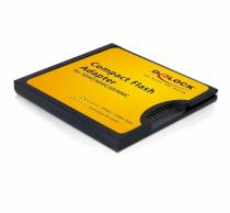 DeLock Delock adaptér CompactFlash karet -> SD / MMC slot PC
