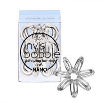 Invisibobble NANO Crystal Clear 3 ks
