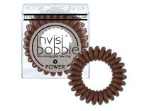 Invisibobble POWER Pretzel Brown 3ks