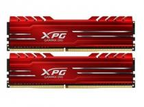 Adata 32GB DDR4-3000MHz ADATA XPG GAMMIX D10 CL16, 2x16GB red