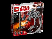 Lego heo LEGO Star Wars First Order AT-ST Star Wars VIII