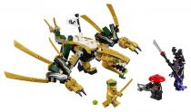 Lego NINJAGO 70666 Legacy The Golden Dragon