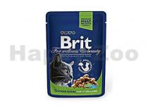 Brit BRIT Premium Cat Chicken Slices 100g