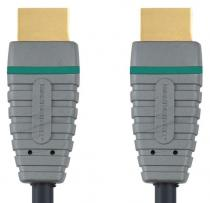 Bandridge Bandridge BVL1201 HDMI 1.4, Ethernet, 1m