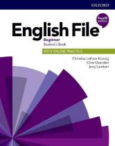 English File: Beginner: Student's Book with Online Practice - Gets you talking (Latham-Koenig Christina)(Mixed media product)