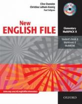 Oxford University Press New English File Elementary Multipack B - Oxenden Clive